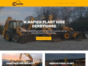 W.Napier Plant Hire