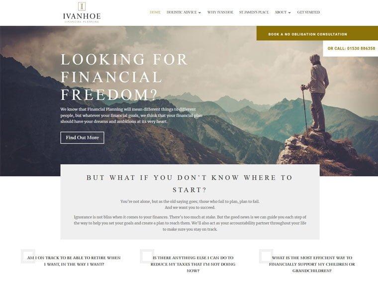 Ivanhoe Financial Planning