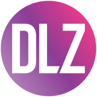 DLZ Web Design Logo