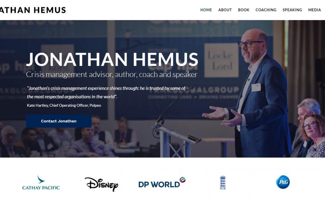 Jonathan Hemus Web Design