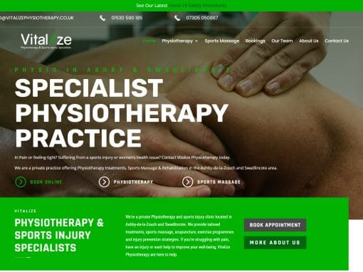 Vitalize Physiotherapy