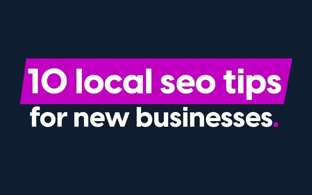 10 local seo tips for small businesses